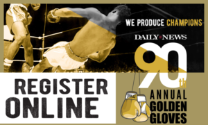 2017 Daly News Golden Gloves registration
