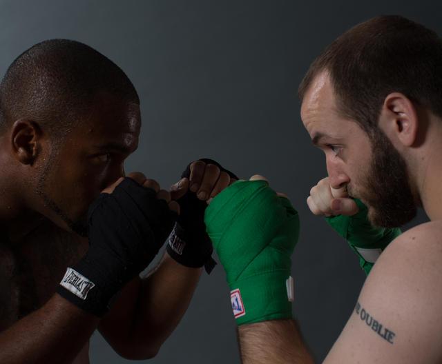 Boxing Men