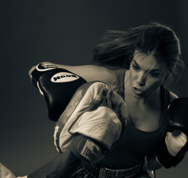 Boxing for Women image