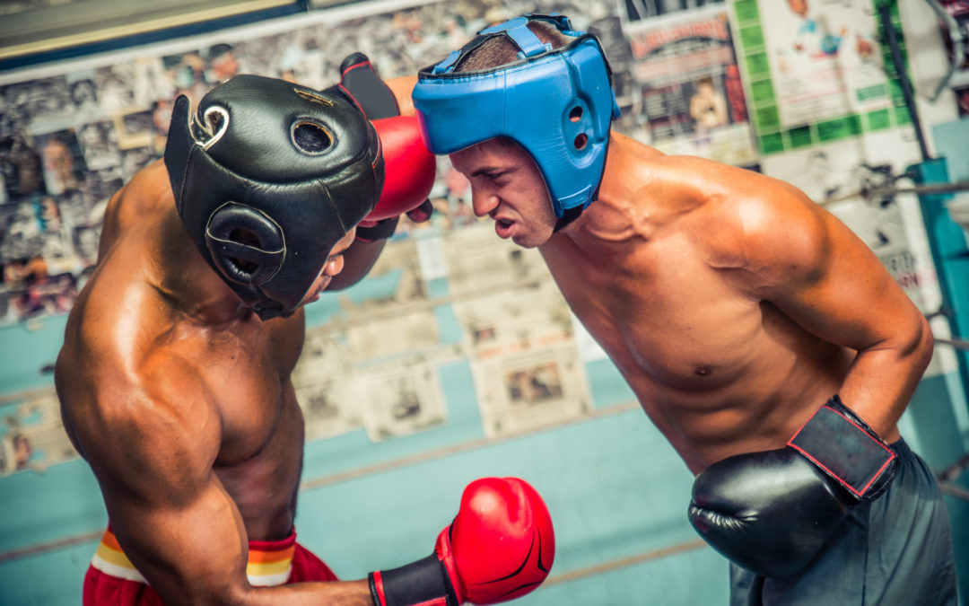 10 Reasons Why You Should Be Throwing Punches