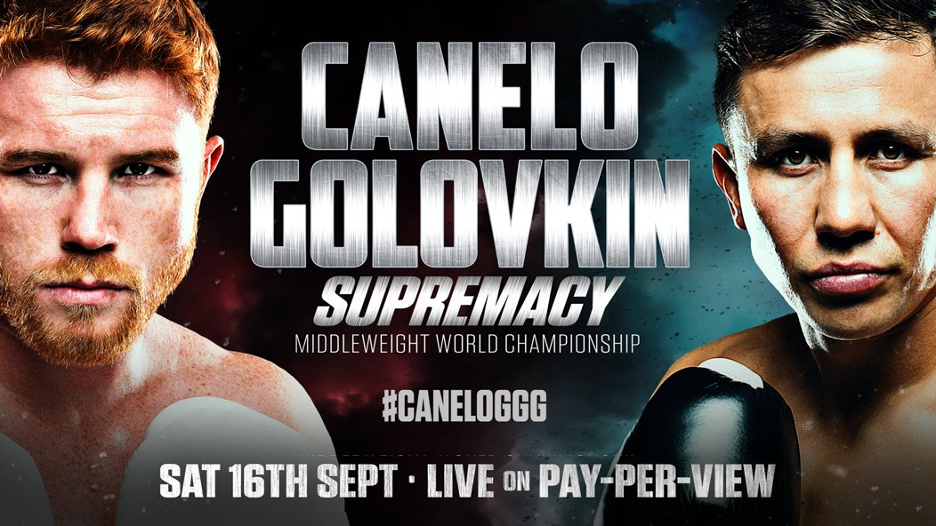 A True Fight for the Fans: GGG v Canelo